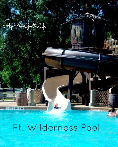 pool Ft Wilderness