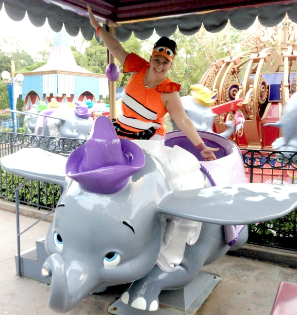 2nd Dumbo Dare Challenge picture