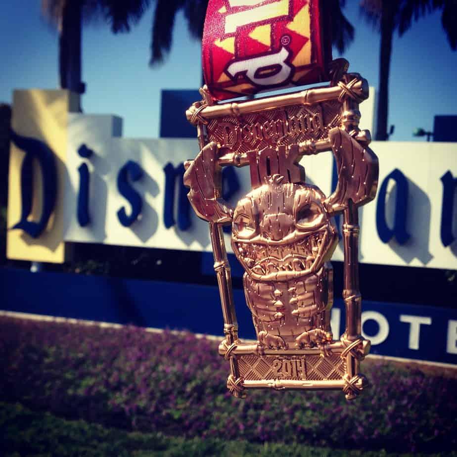 Disneyland 10K Race Re-Cap 2014