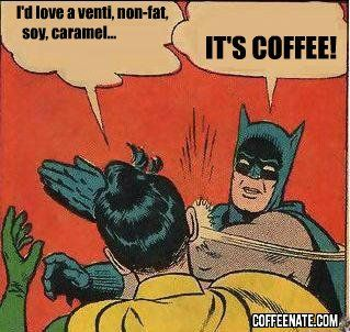 bat coffee