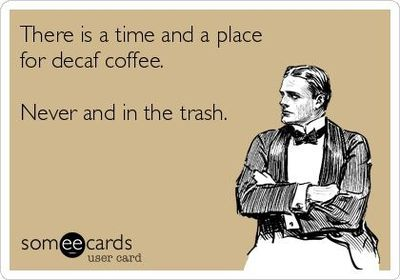 coffee trash