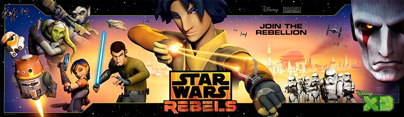 Star Wars Rebels: Spark of Rebellion Debuts TONIGHT!