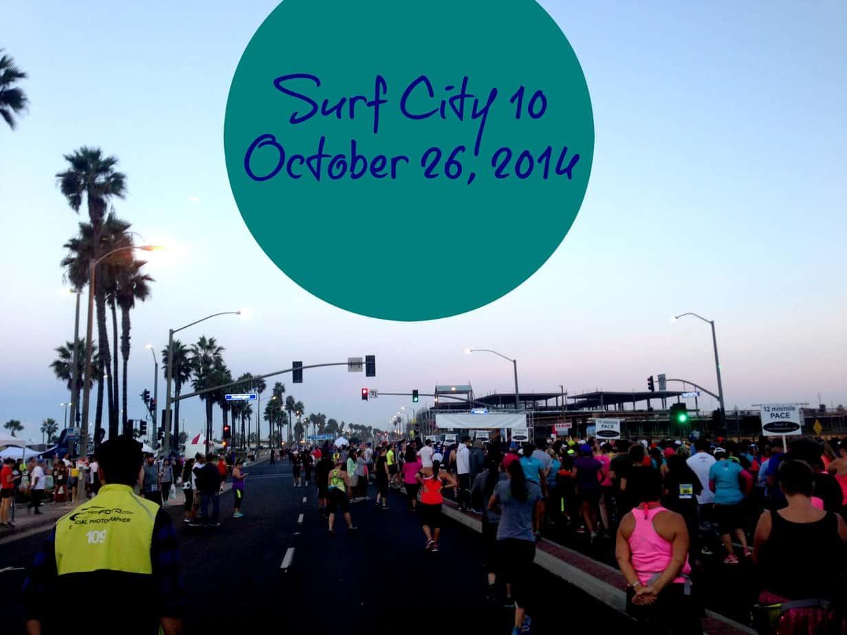 Surf City 10 Race Re-Cap 2014