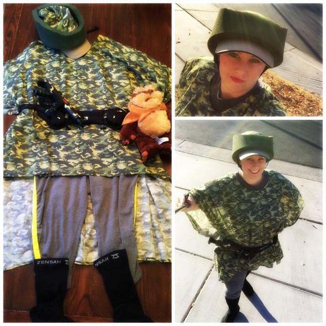 5K endor costume