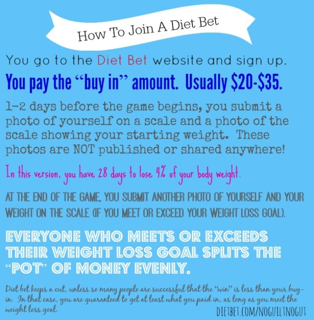 how to join Diet Bet