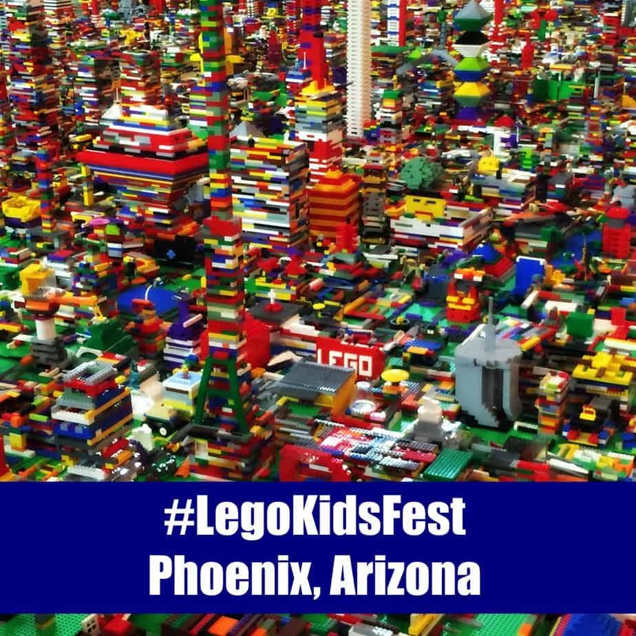 LEGO KidsFest Arizona: Review