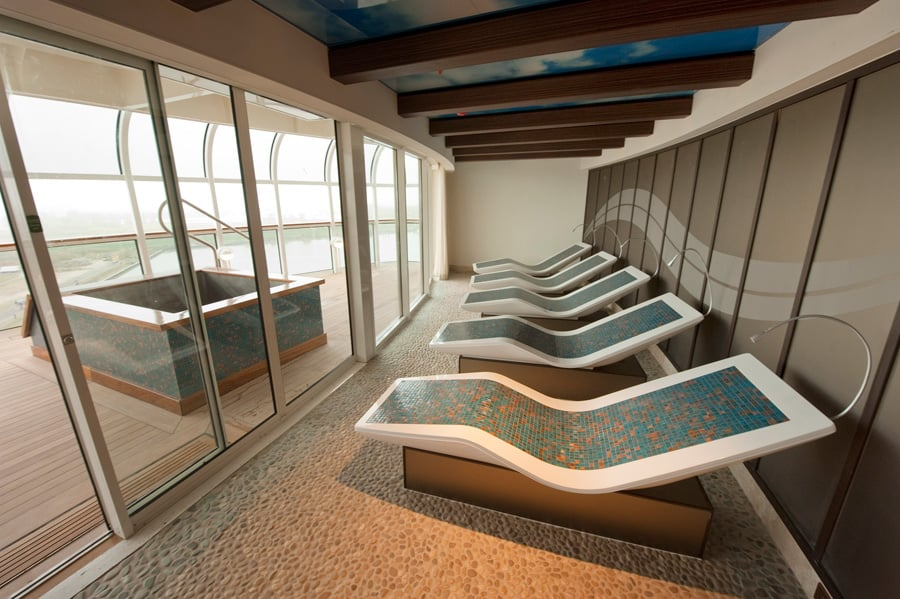 Senses Spa And Salon On The Disney Dream