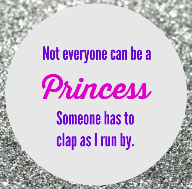 princess clap
