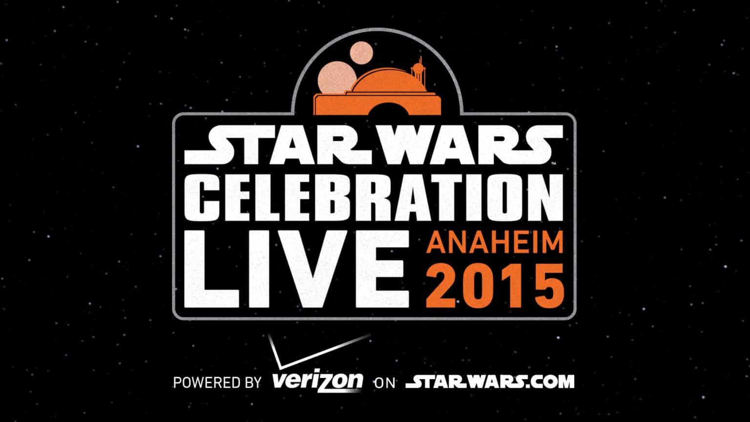 Trailer 2 LIVE From Star Wars Celebration Anaheim