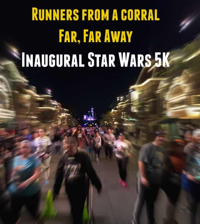 Inaugural Star Wars 5K Race Re-Cap