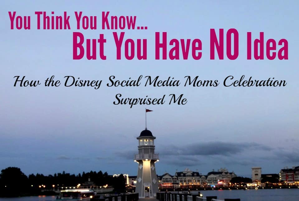 5 Surprises From the 2015 Disney Social Media Moms Celebration