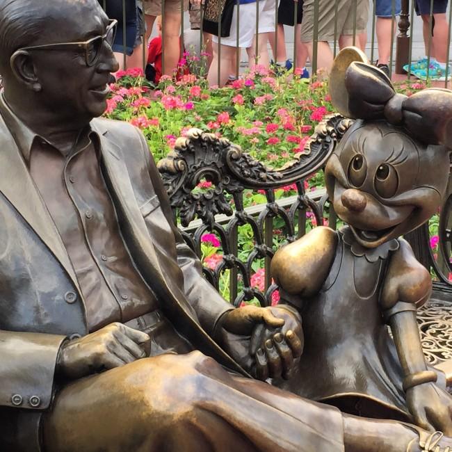 Roy Disney DisneySMMC