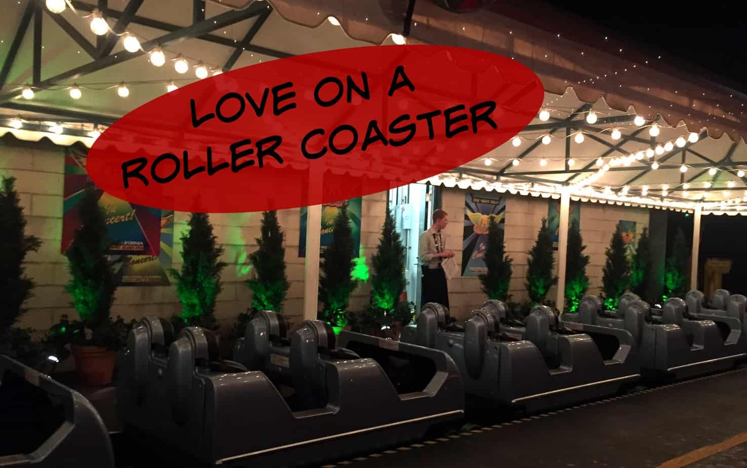 Rock 'N' Roll Roller Coaster Starring Aerosmith… and Linda
