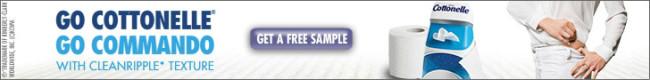 Cottonelle Free Sample