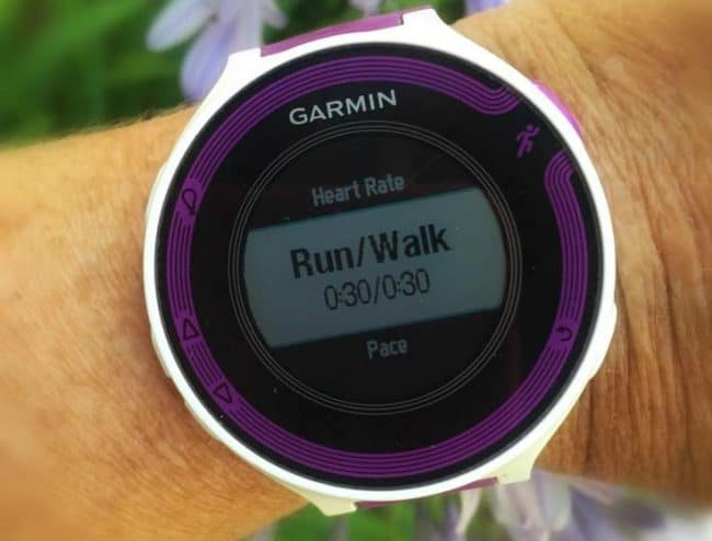 Run/Walk/Run | The 30-second Walk Break