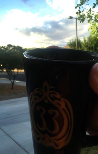 club 33 coffee