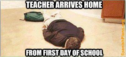 Back to school memes for teachers and parents