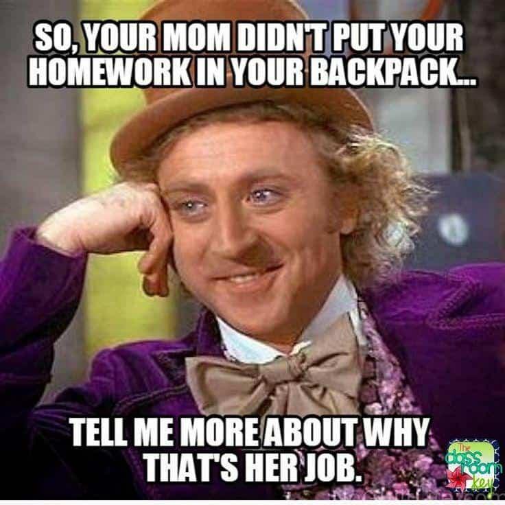 Monday Memes | Back To School Memes No-Guilt Life