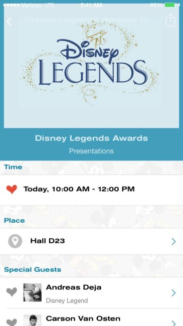 D23 Expo 1