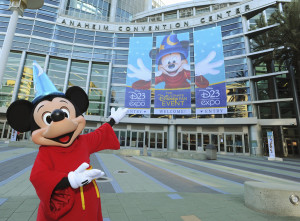 D23 Expo: The Adventure Begins