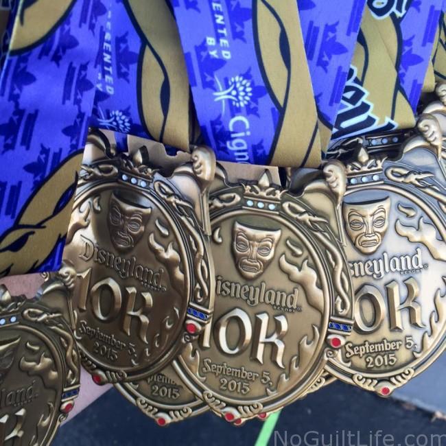 10K medals DL 15
