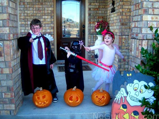My Favorite Five Halloween Costumes For Kids