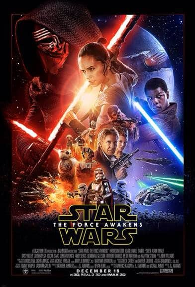 Star Wars Fans: Monday is a Big Day