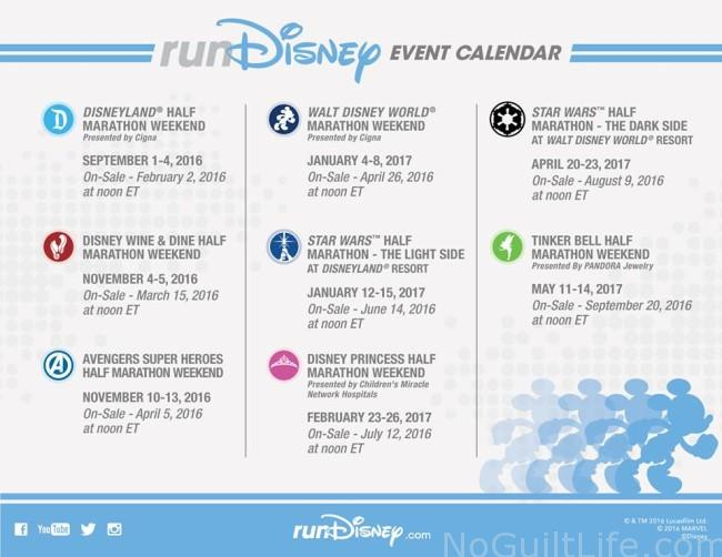 2017 rD calendar