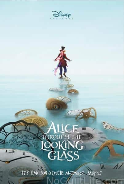 Alice Through the Looking Glass | First Trailer
