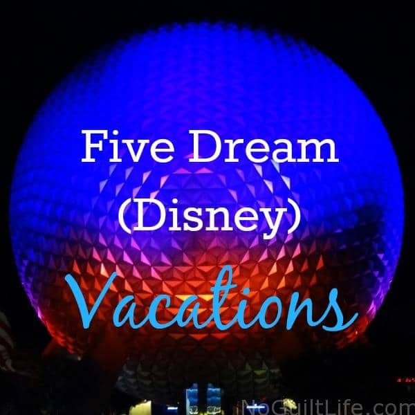 Dream Disney Vacations