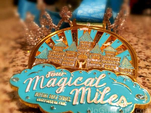 Gone for a Run Magical Miles virtual race