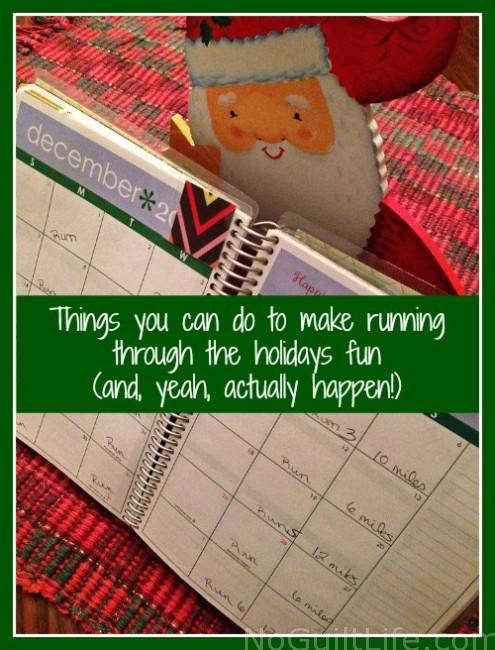 holiday workout: ways to keep you running through December