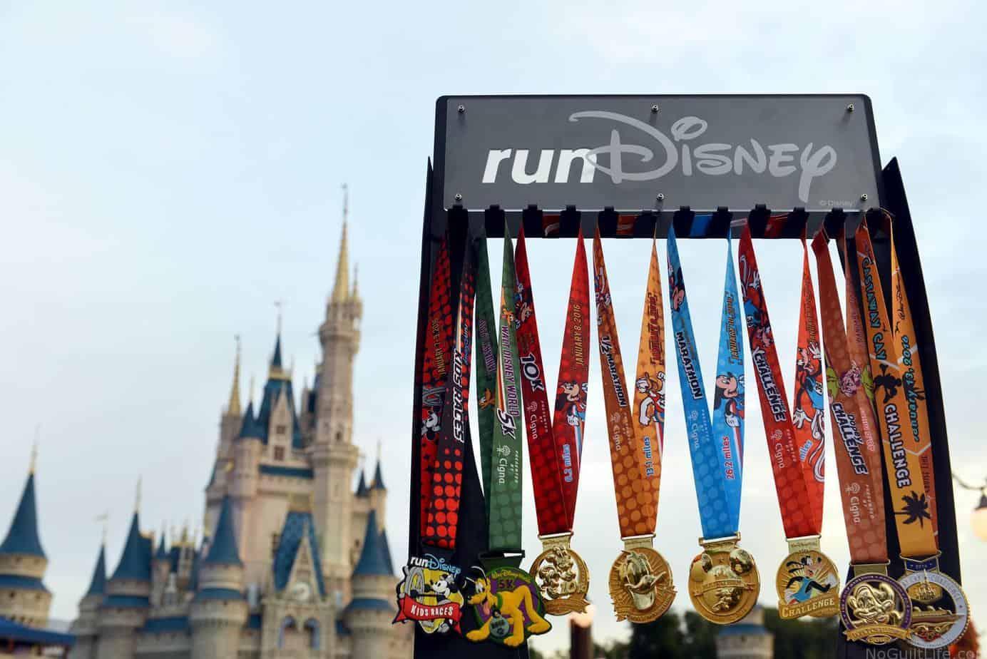 2016 Walt Disney World Marathon Corrals Event Guide