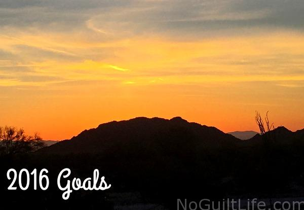 2016 Goals | Tuesdays on the Run