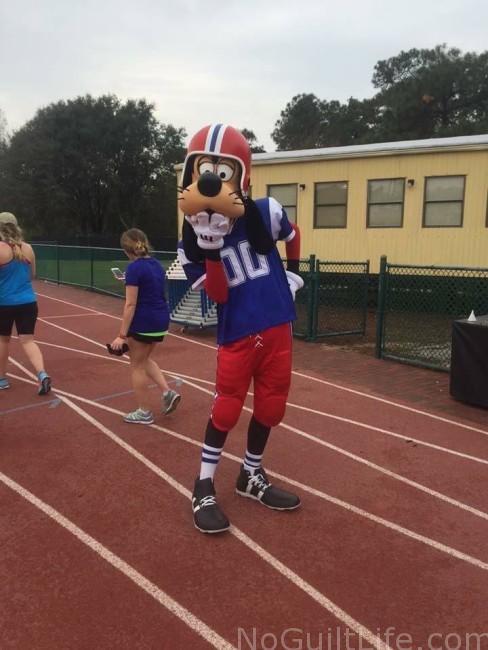 Football Goofy marathon