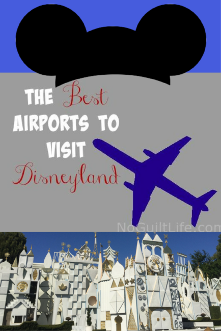 The Best Airports to Travel to Disneyland. The best airports to use when flying to Anaheim for a Disneyland visit. LAX | SNA | Travel