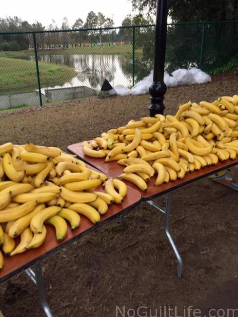 banana marathon