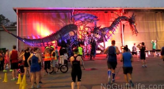 dragon marathon
