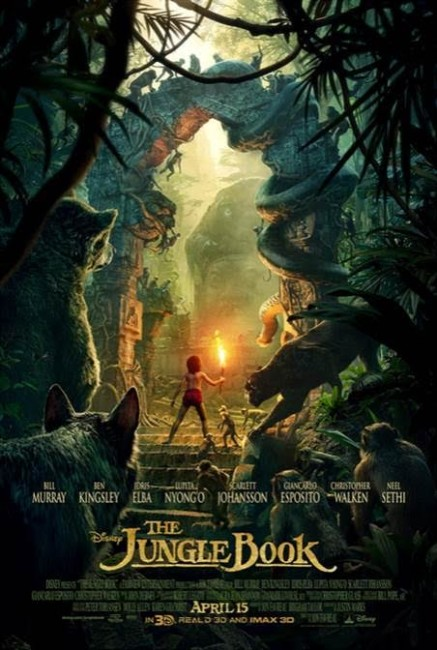 Junglebook poster