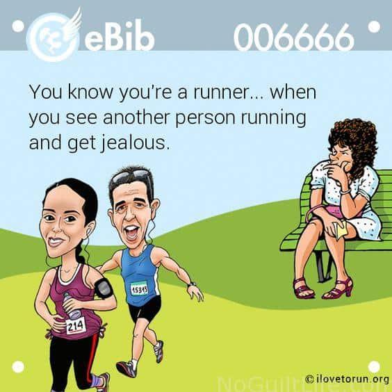 runner jealous