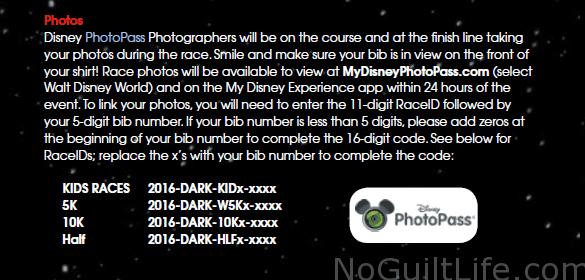 SW photopass Darks Side