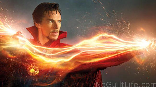 Dr strange Benedict Cumberbatch marvel movie