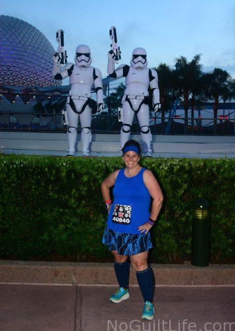 PP storm troopers rundisney 5K