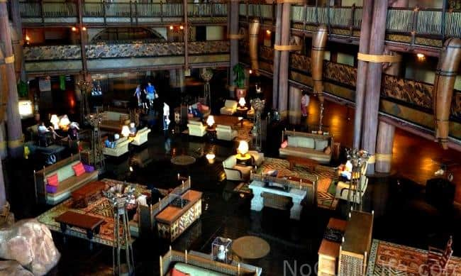 Animal kingdom lodge review jambo house lobby