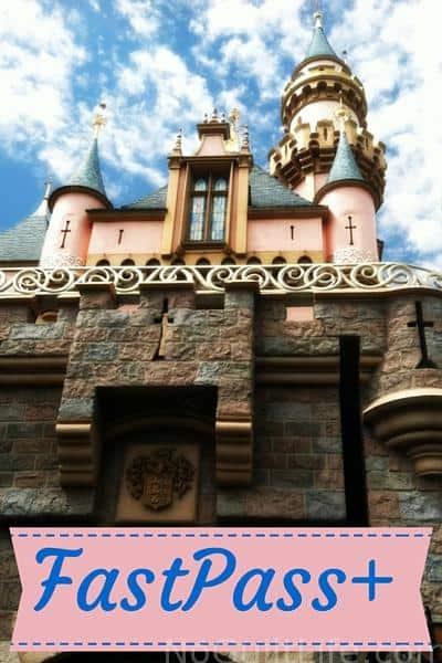 Disneyland FastPass+