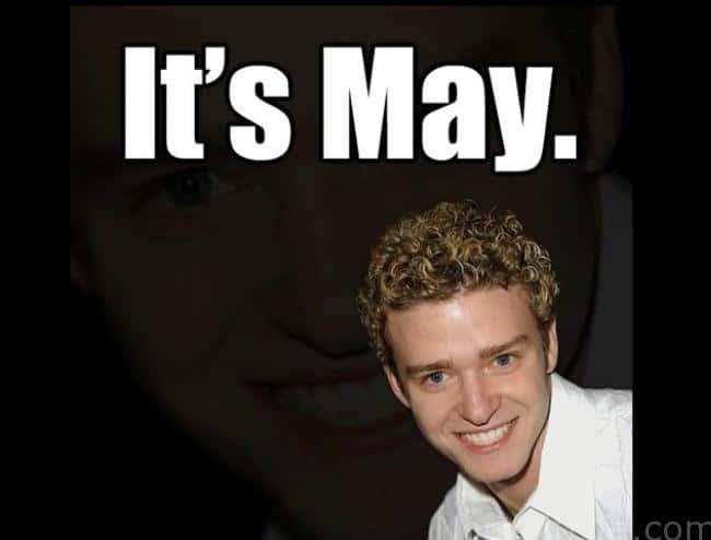 Its Gonna Be May Mondayish Memes My No Guilt Life