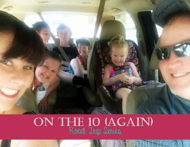 on the 10 again road trip series 1