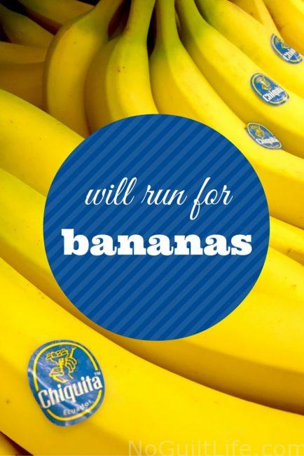 runs for bananas