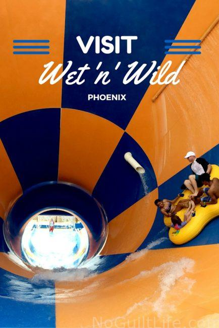 Looking for great family attractions in Phoenix, Arizona? Water parks are PERFECT for family fun! We loved our visit to Wet N Wild- check out what our kids aged pre-K , teens and tweens loved!