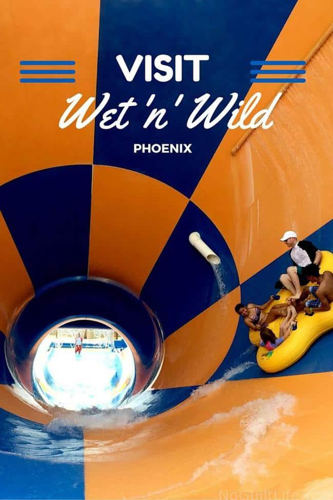 Wet 'N Wild Phoenix Giveaway   On the 10 (Again) Road Trip Series